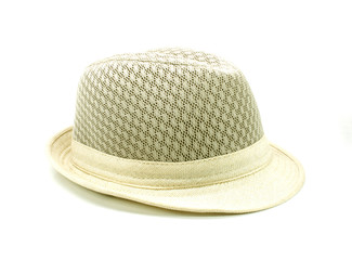hat isolated on a white background