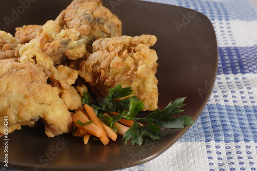 Crispy Fried Chicken Wing