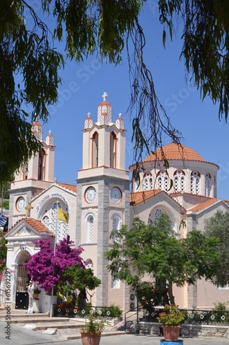 Church of Saint Panteleimon, Europe, Greece, Rhodes, Siana