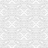 White backgkround, seamless pattern