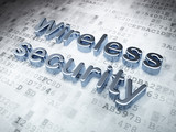 Protection concept: Silver Wireless Security on digital