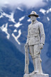 Statue of a New Zealand Mounted Rifles Brigade soldier