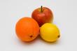 Постер, плакат: фрукты