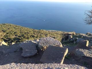 Assos ve Ege Denizi