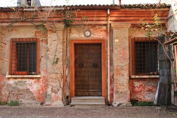 Casa rurale, Mesola, Ferrara