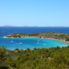 Croatia - landscape of Murter island