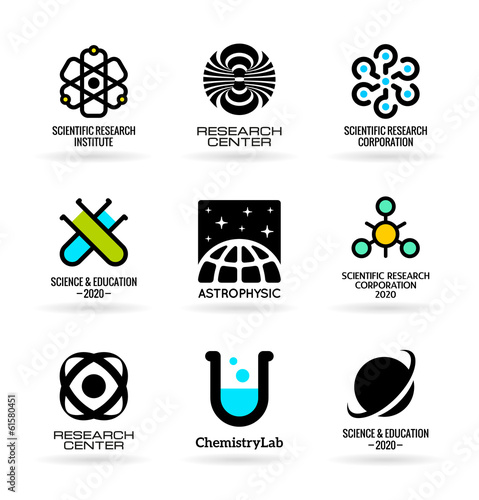 Science icons (3)
