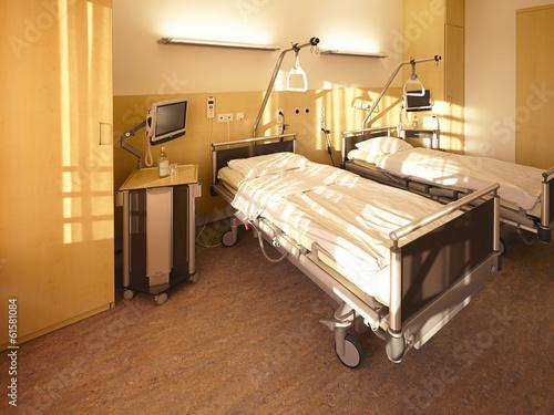 Krankenhaus Bett Doppelzimmer - 61581084