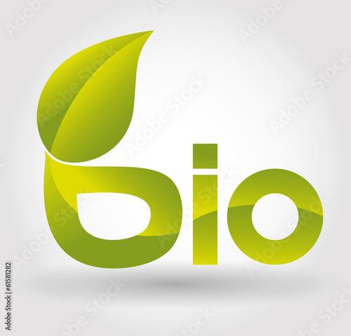 Logo bio nature
