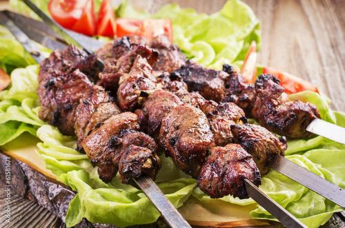 Lamm Kebab - 61581671
