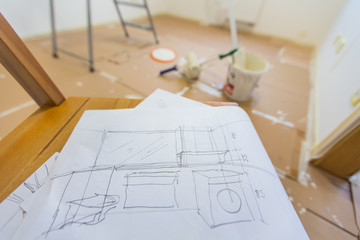 Planning to renovate and paint home
