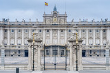 The Royal Palace of Madrid, Spain. - 61583658