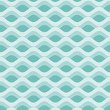 Vintage abstract waves background