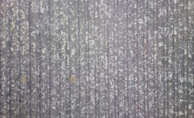 Grey grooved metal texture