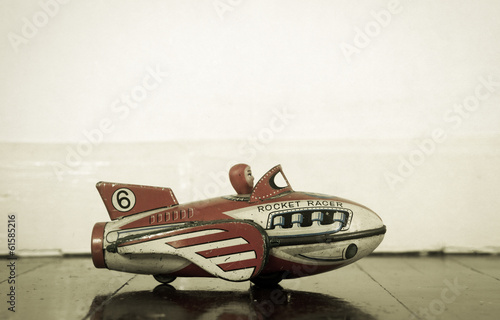 rocket toy - 61585216