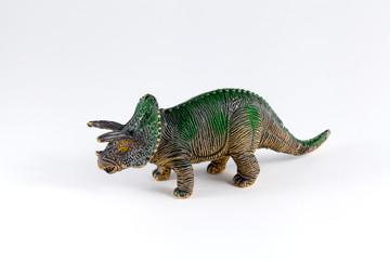 Triceratops, dinosaur toy