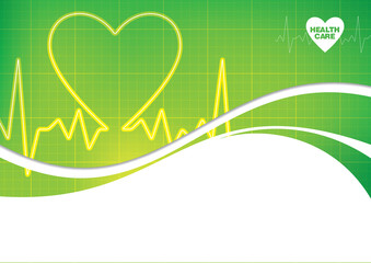 Medical Heart Beat Design