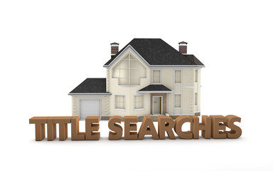 Real Estate Title Searches