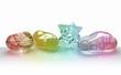 Rainbow Healing Crystals - 61589096
