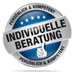 Individuelle Beratung - persönlich und kompetent