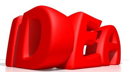 Red IDEA