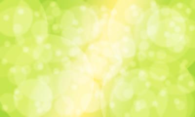 Hintergrund Bokeh - Grün, Gelb, Orange