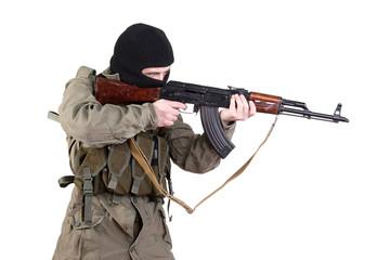 terrorist shoting