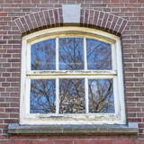 Prins Maurits Military Complex detail window