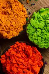 Indian pigments