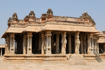 Indian architecture in Hampi
