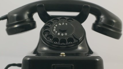 Telefon Klingeln mit Abheben Schnitt