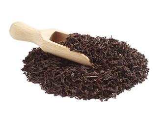Black dry tea