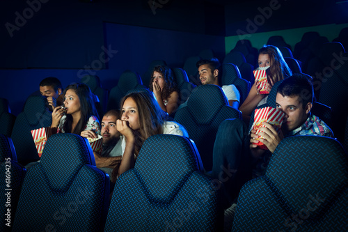 People in Cinema