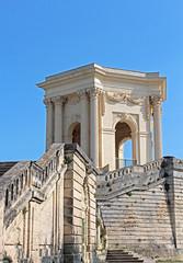 château d'eau - esplanade du Peyrou - Montpellier