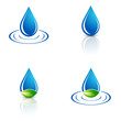 Water Drop Set - 61607485