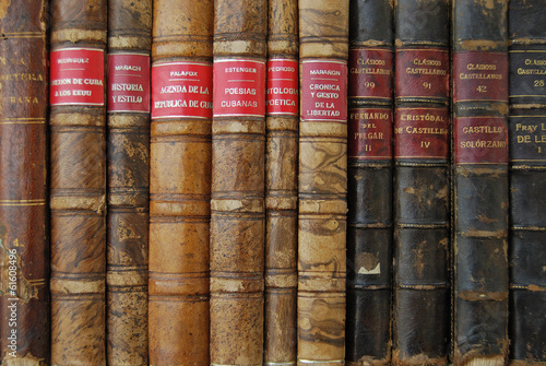 Cuban old books
