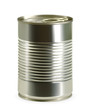 Tin can, detailed photo realistic vector