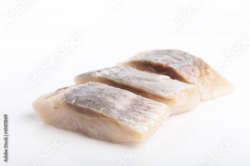 herring salt fillet