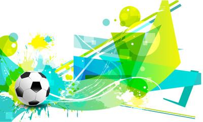 GIB0217 축구 배경 블링