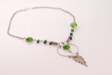 Peruvian Beaded Necklace