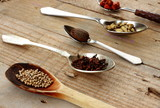 Spices & spoons