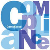 """COMPLIANCE"" Letter Collage (process improvement lean business)"