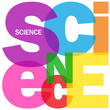 """SCIENCE"" Letter Collage (scientific research experiment maths)"