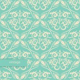 seamless wallpaper. vintage pattern.floral background