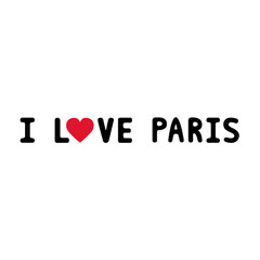 I lOVE PARIS1