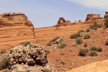 Arch national park, Arizona
