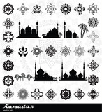 Aarabic, Ramadan, decor element