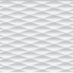 White seamless texture. Wavy background.