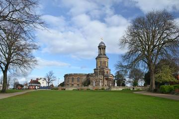 St Chads Shrewsbury