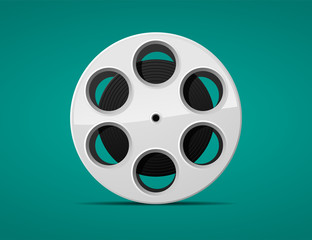 film reel illustration